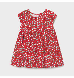 Mayoral Poppy Flower dress