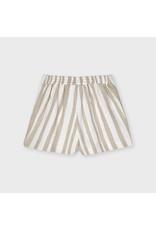 Mayoral Striped Short Pant
