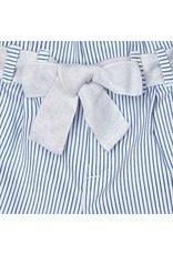 Mayoral Striped Lurex Long Pants