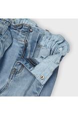Mayoral Long pants - Bleached Denim