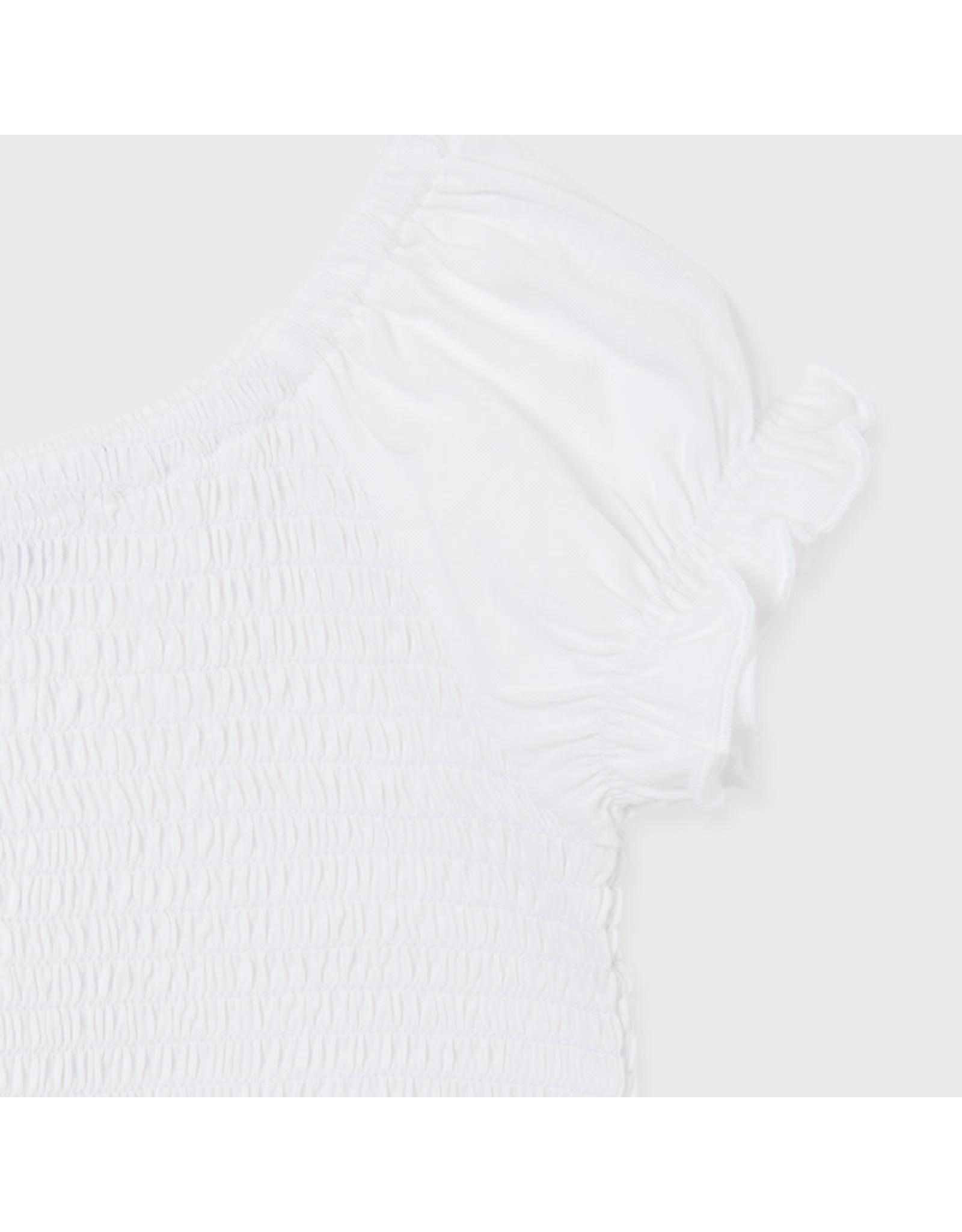 Mayoral Short Sleeve T-Shirt - Girls