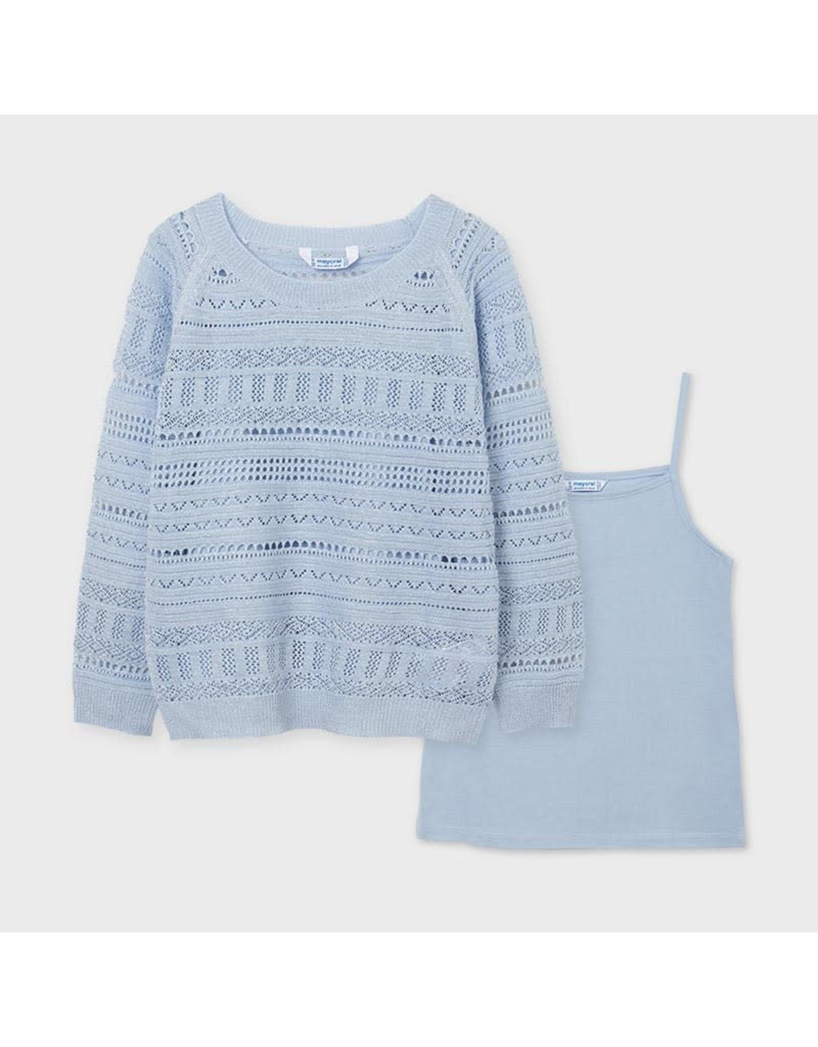 Mayoral Sweater - Ice