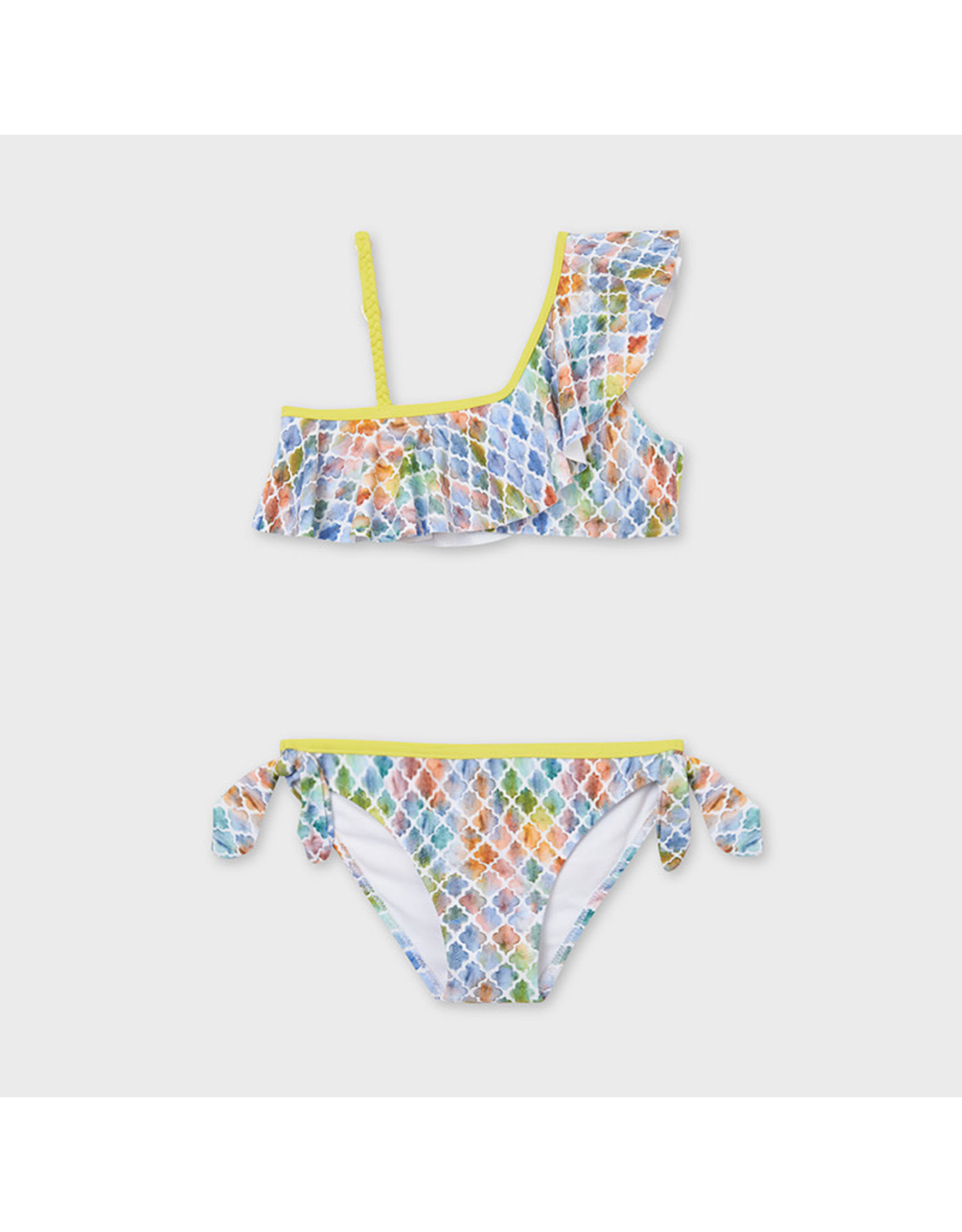 Mayoral Ruffled bikini