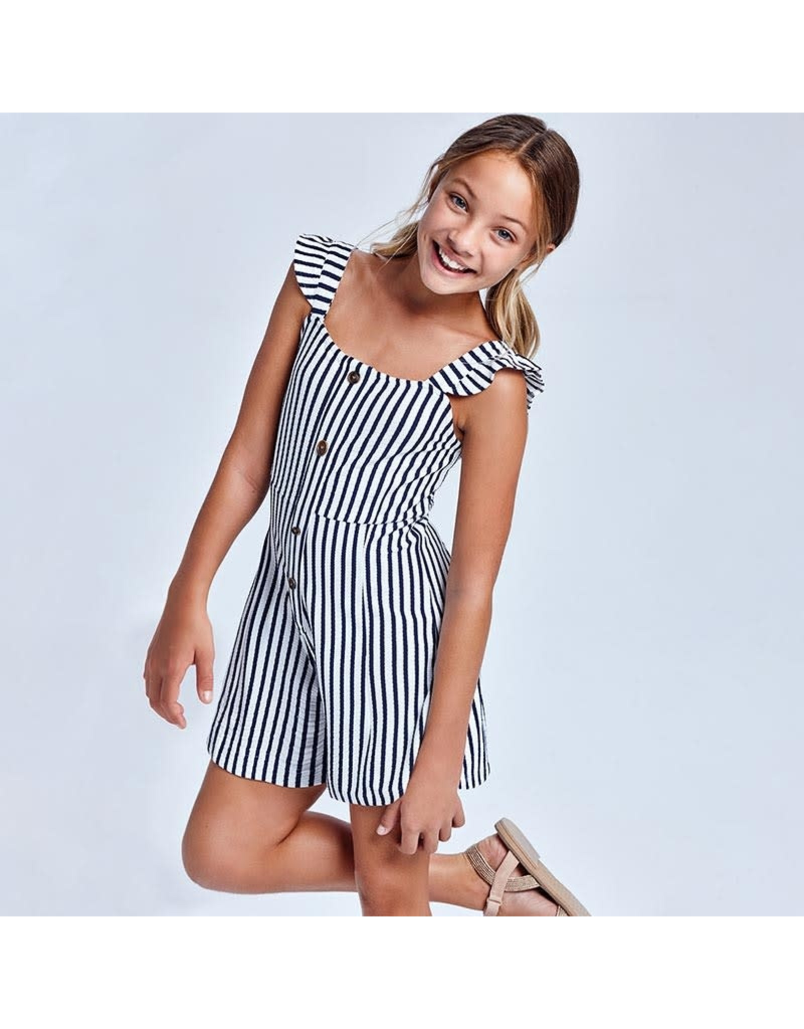 Mayoral Stripped Romper