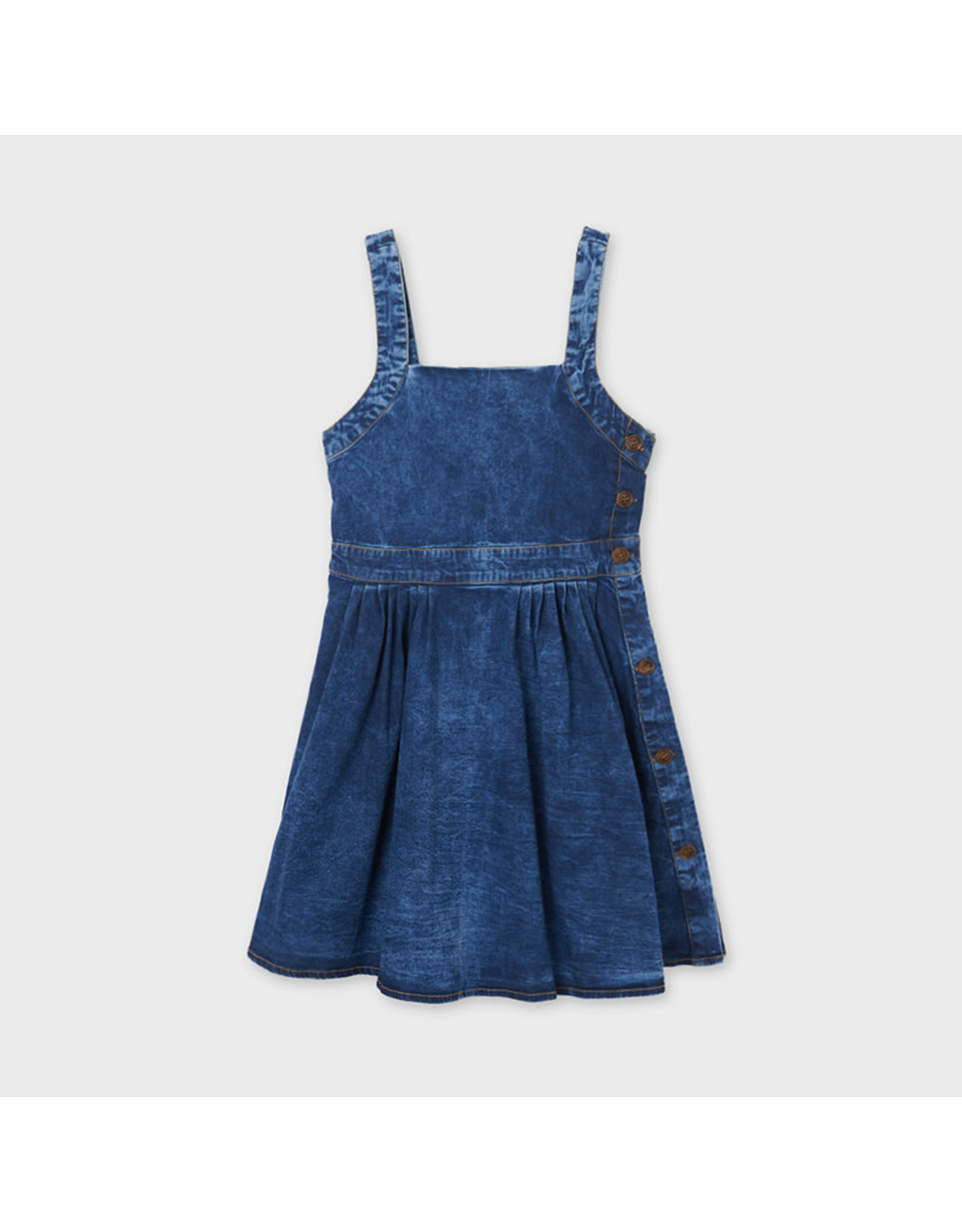 Mayoral Jean dress