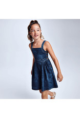 Mayoral Jean dress