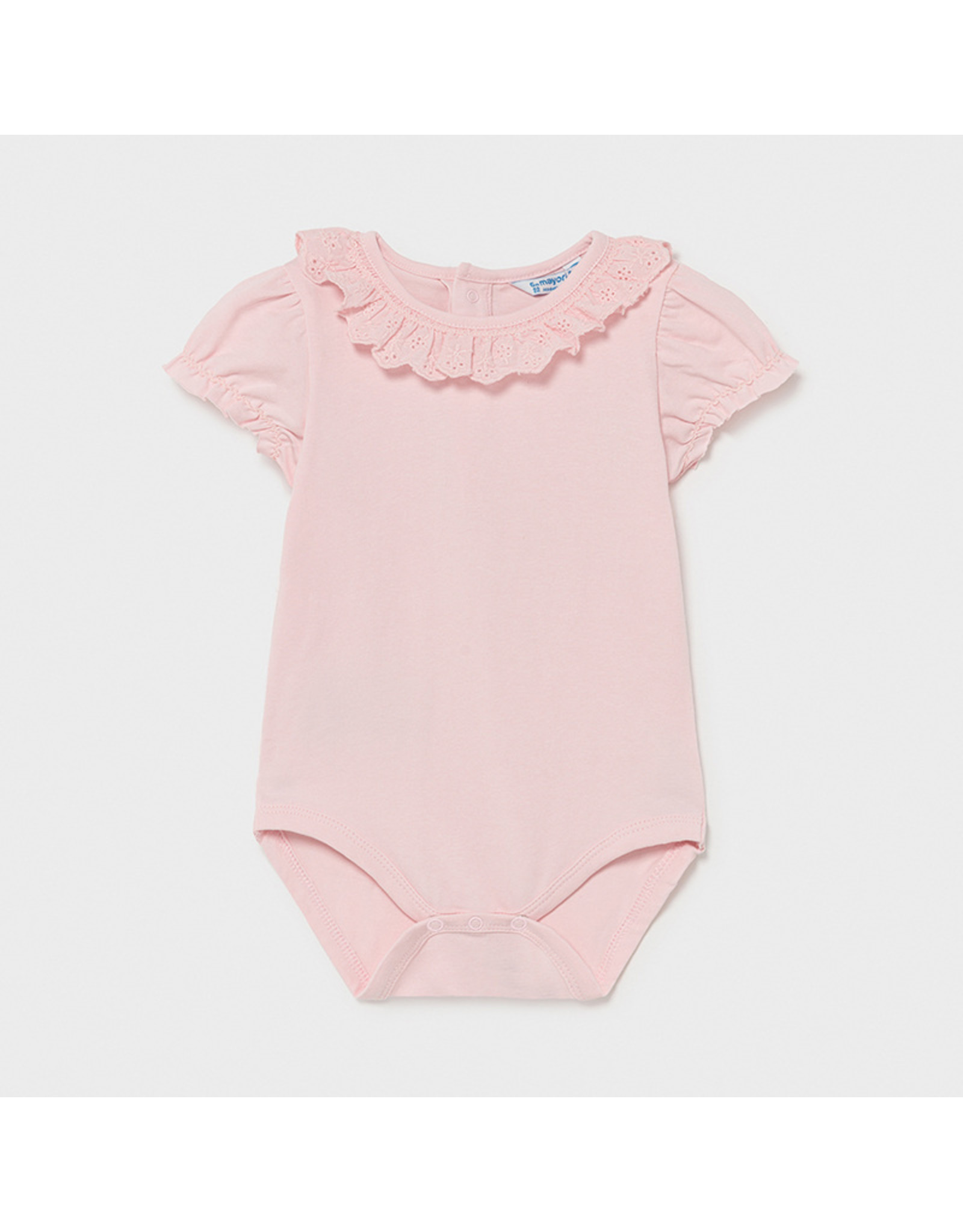 Mayoral Body Onesie with Lace