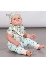 Deux Par Deux Bodysuit And Evolutive Pant Set Organic Cotton