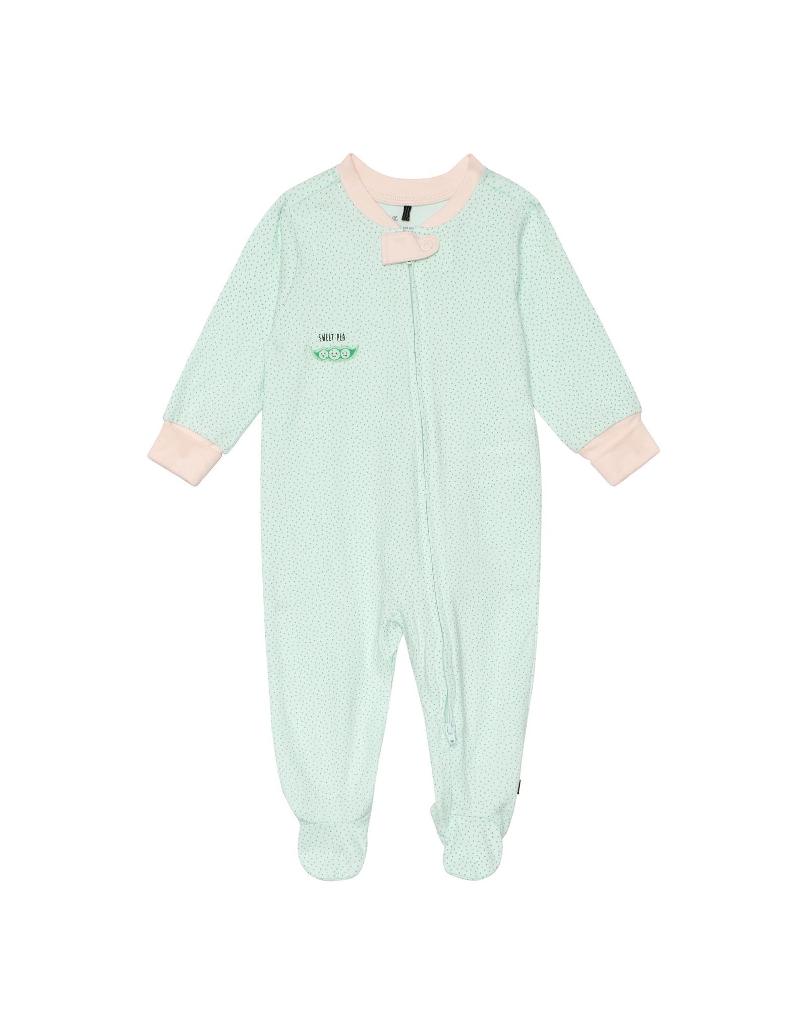 Deux Par Deux Printed Pajamas - Little Sweet