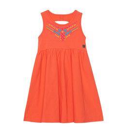 Deux Par Deux Dress with Studs