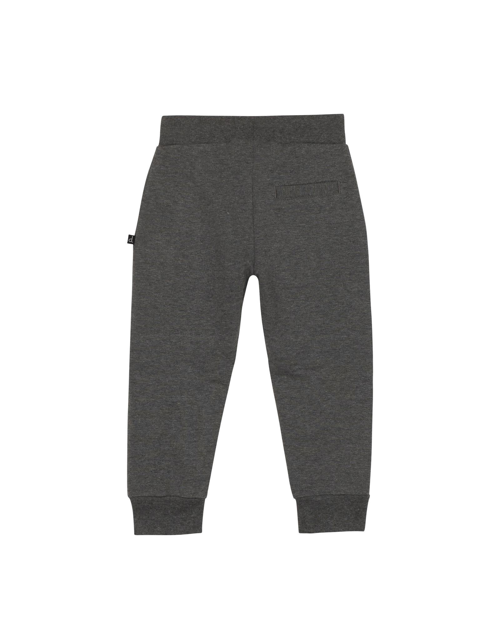Deux Par Deux French Terry Sweatpants - Grey
