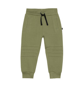 Deux Par Deux French Terry Sweatpants - Green