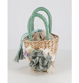 Abel & Lula Wicker Basket