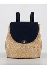 Abel & Lula Navy Backpack