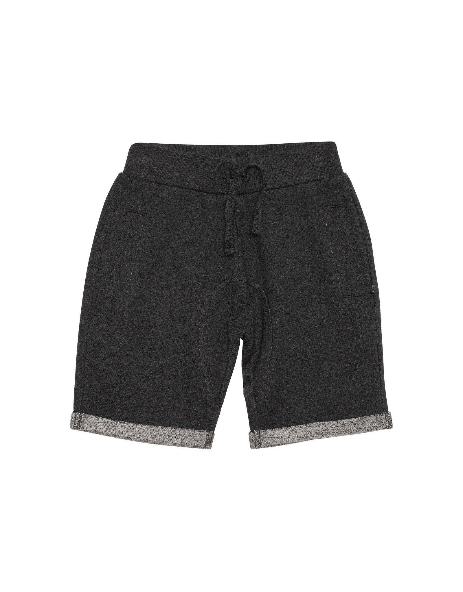 Deux Par Deux French Terry Short - Charcoal