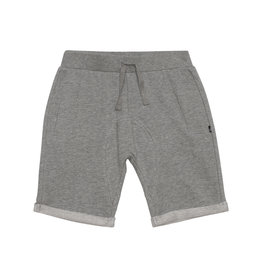 Deux Par Deux French Terry Short - Light Grey