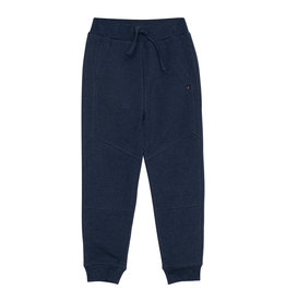 Deux Par Deux French Terry Sweatpants - Peacoat