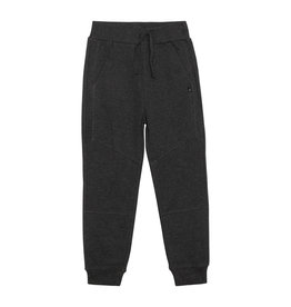 Deux Par Deux French Terry Sweatpants - Charcoal