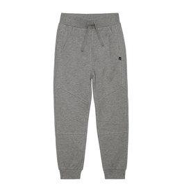 Deux Par Deux French Terry Sweatpants - Light Grey