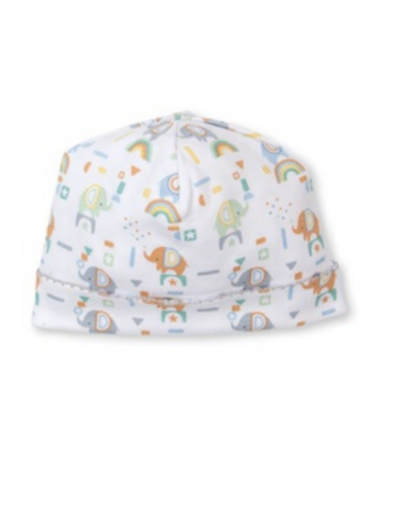 Kissy Kissy Rainbow Elephants Hat