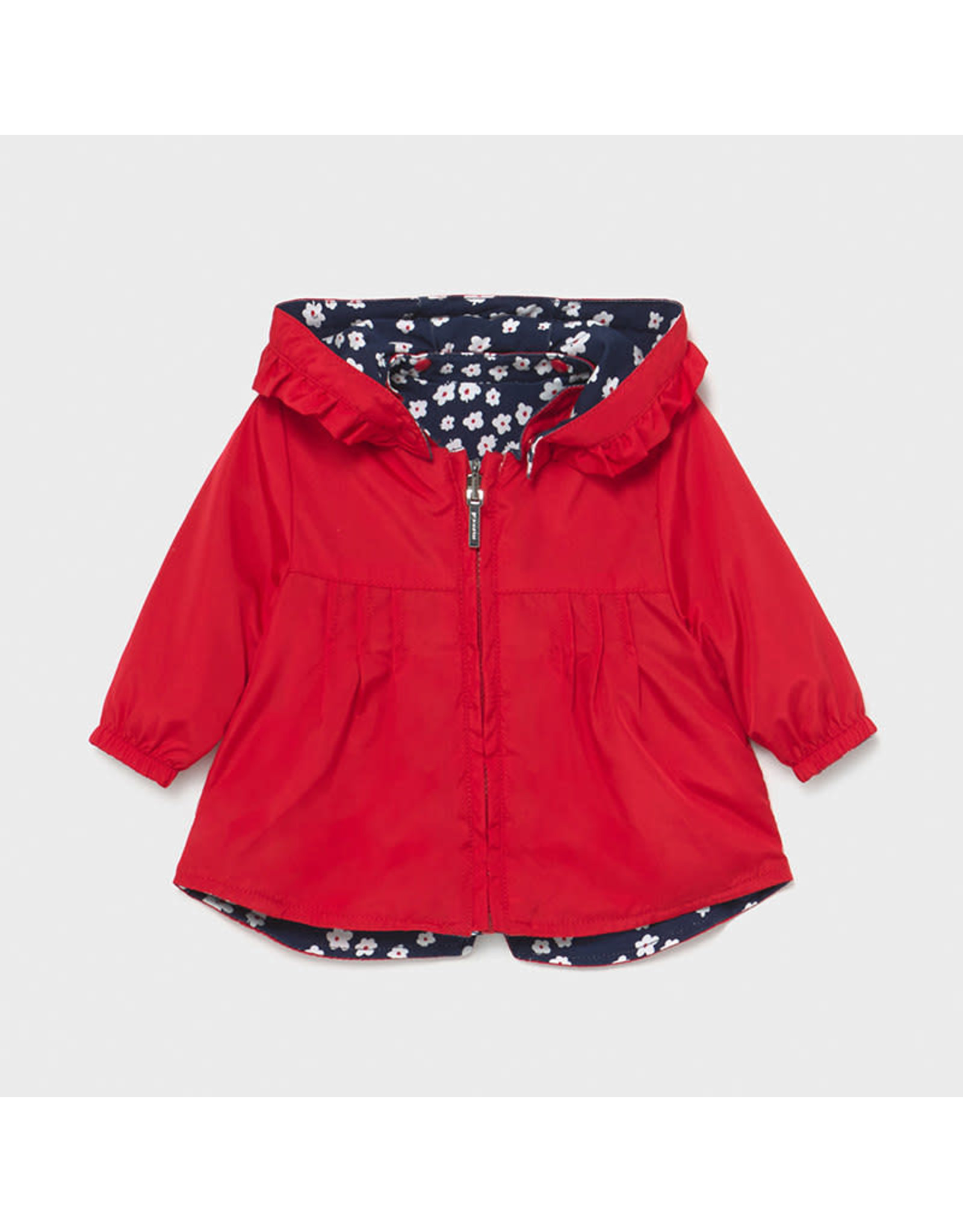 Mayoral Reversible windbreaker - Red