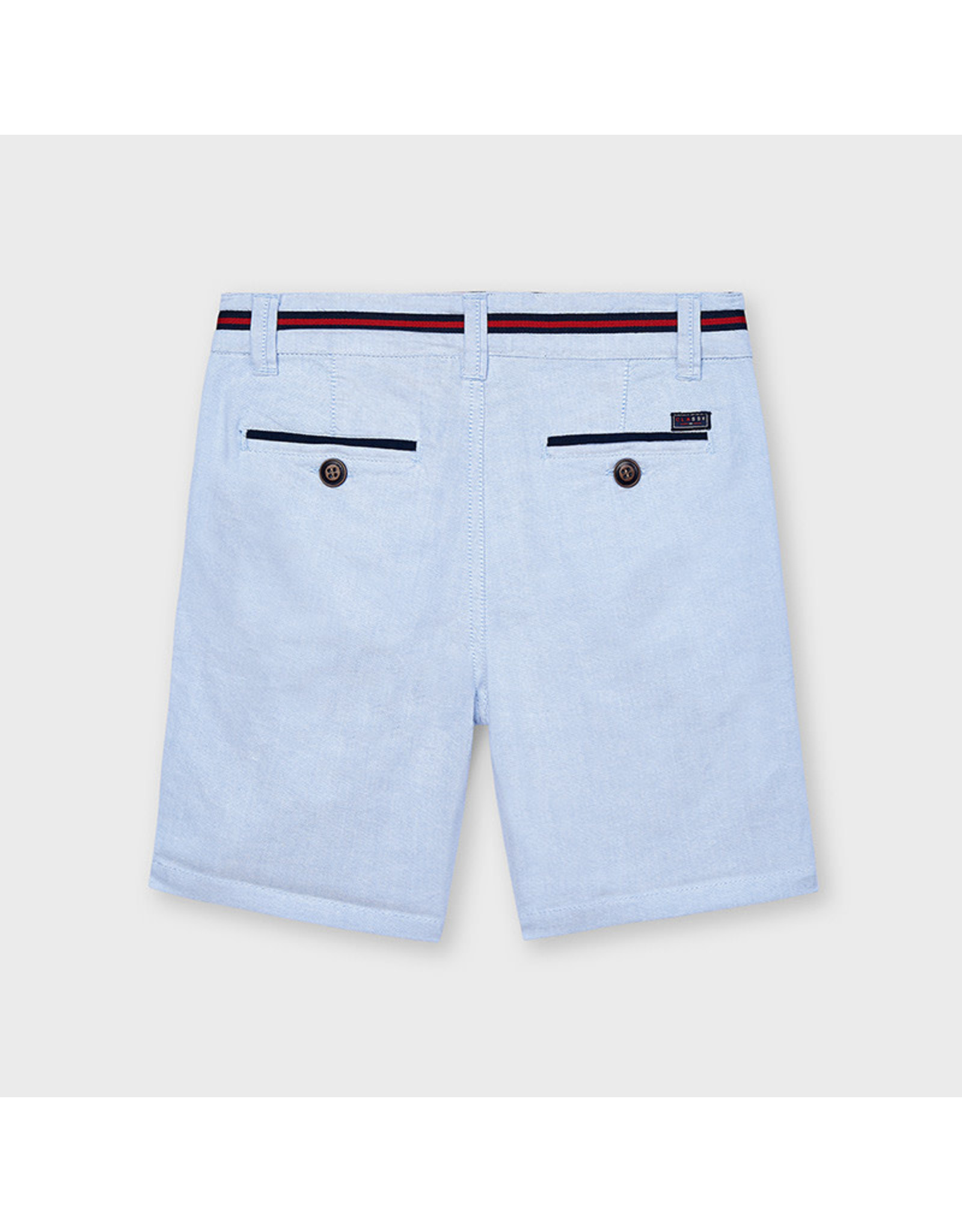 Mayoral Oxford shorts