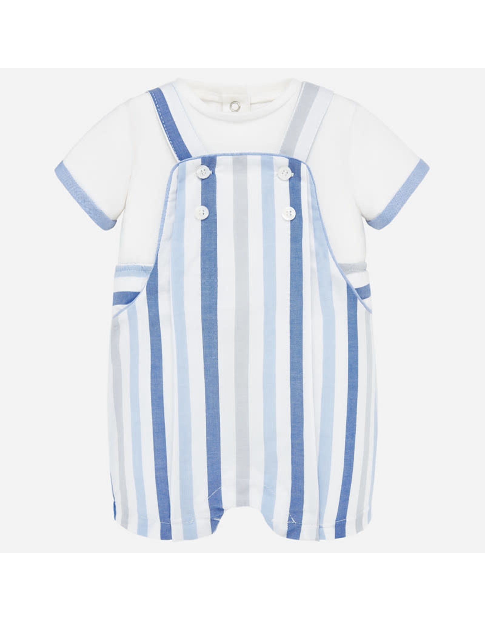 Mayoral Dream Dungaree Dress Up Set
