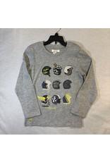 Catamini City Graphic Long Sleeve T-Shirt