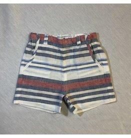 Tartine Et Chocolat Striped Bermudas