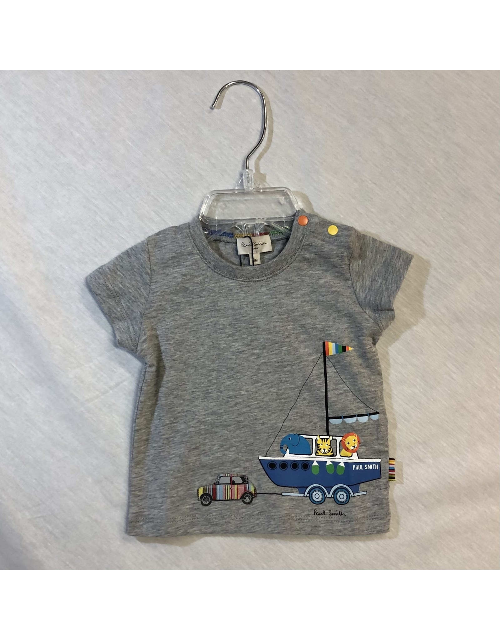 Paul Smith Animal Boating T-Shirt