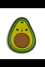 Loulou Lollipop Avocado Silicone Teether