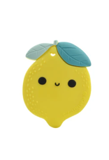 Loulou Lollipop Lemon Silicone Teether