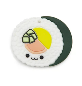 Loulou Lollipop Sushi Roll Silicone Teether