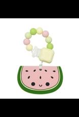 Loulou Lollipop Watermelon Teether Set