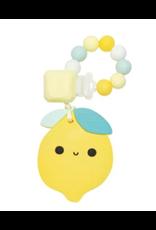 Loulou Lollipop Lemon Silicone Teether Set