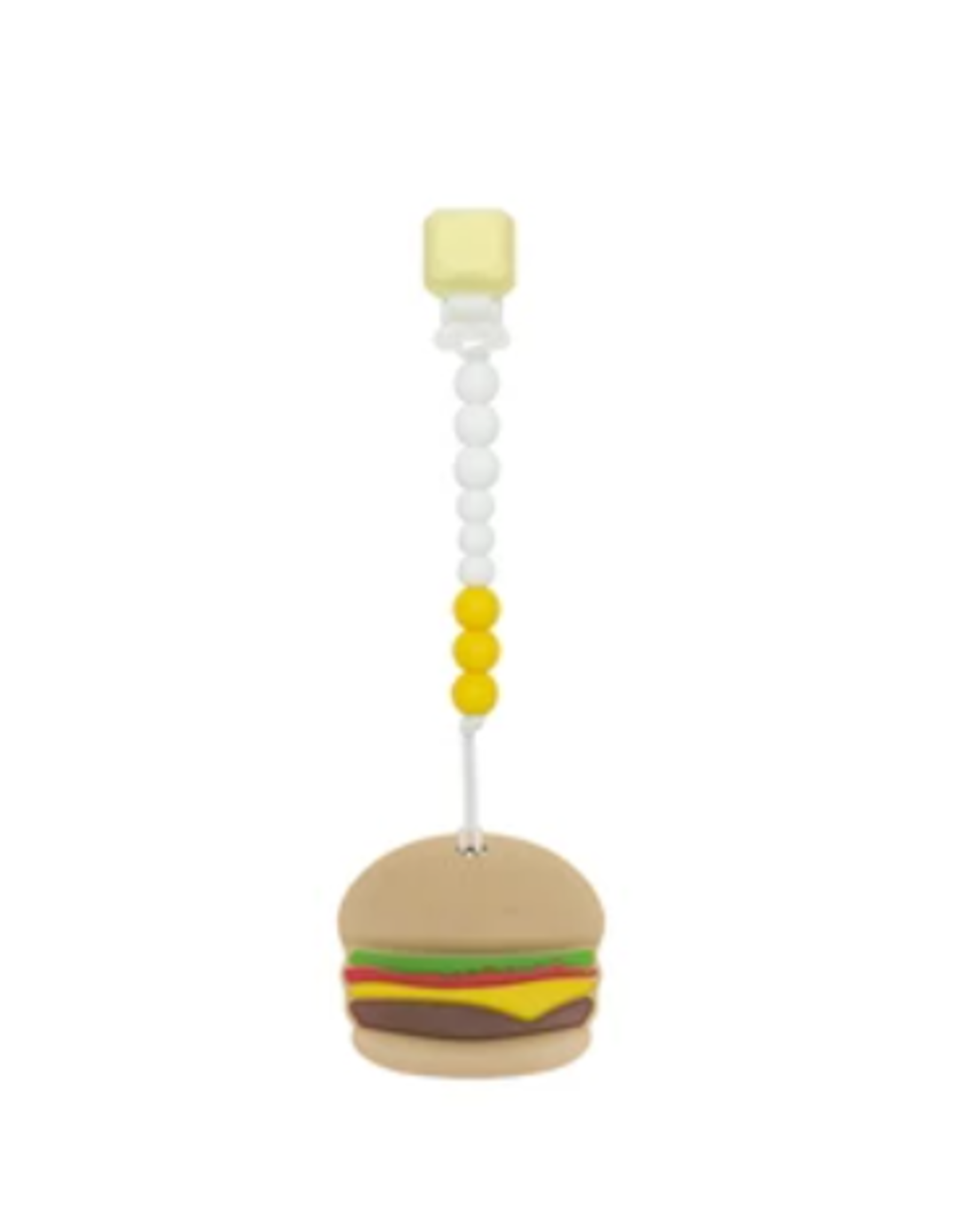 Loulou Lollipop Burger Teether Set