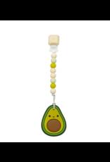 Loulou Lollipop Avocado Teether Set