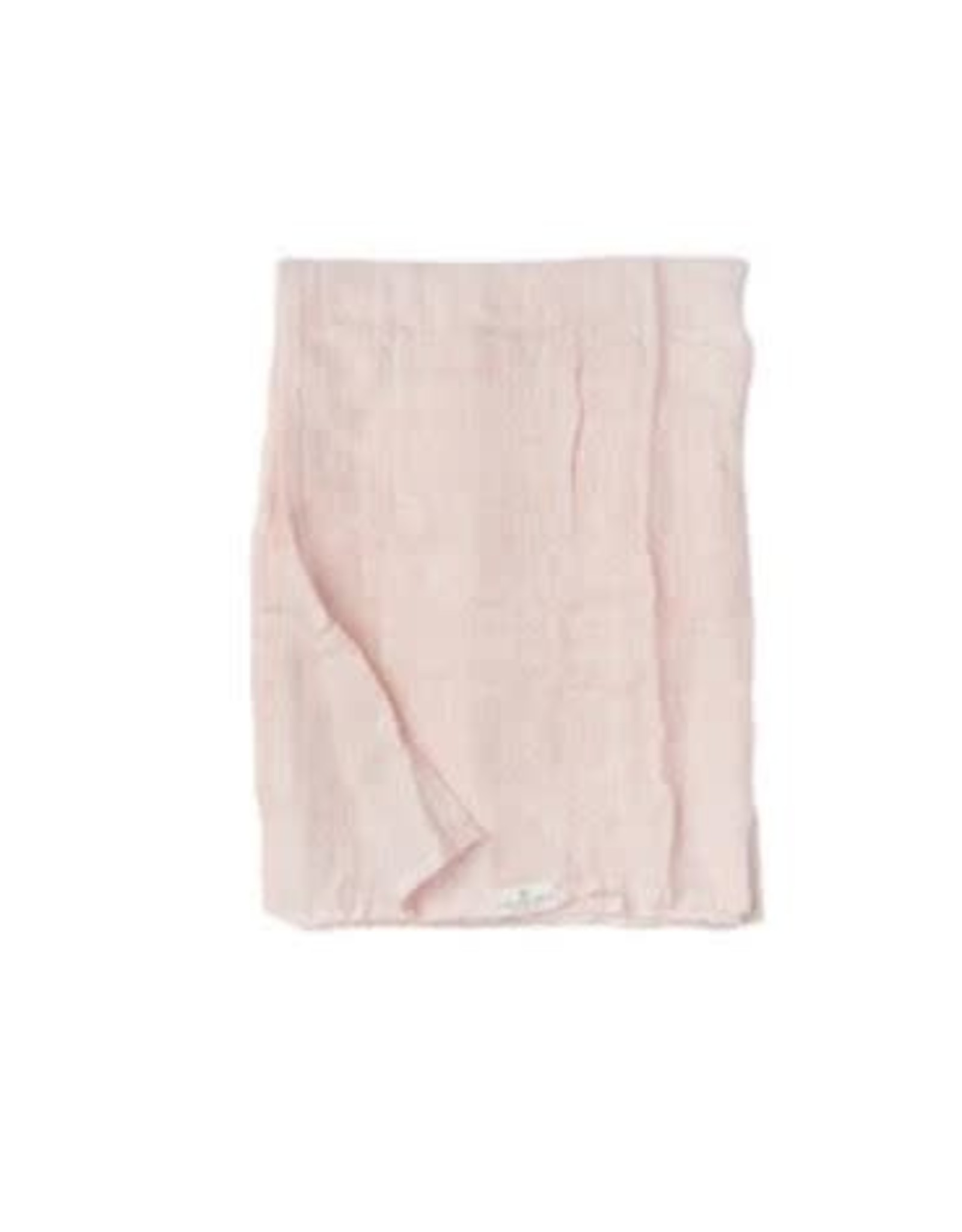 Loulou Lollipop Swaddle Blanket - Sepia Rose