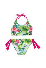 Deux Par Deux Flamingo 2 pc. Swim Bikini