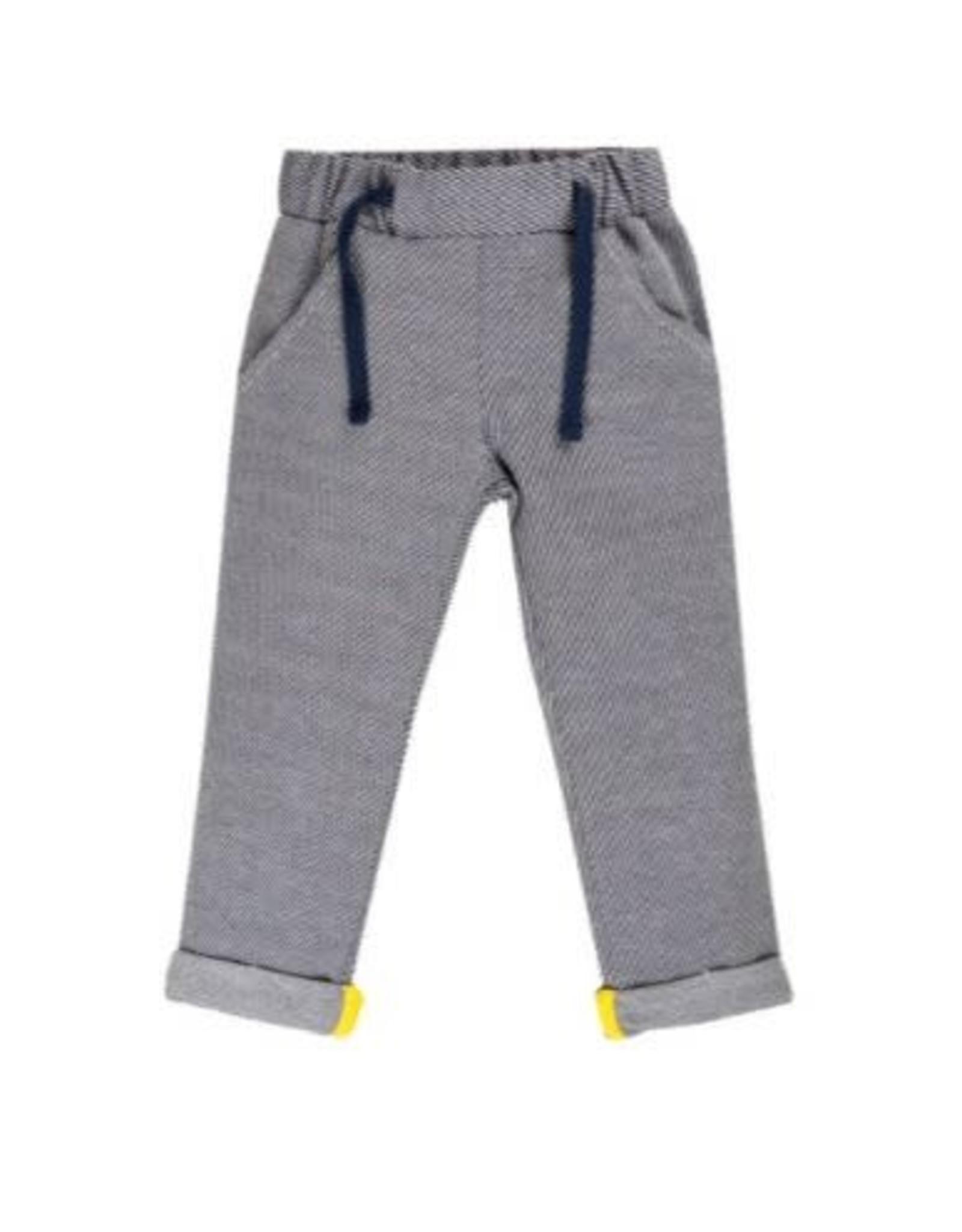 EMC Diagonal Jacquard Trousers