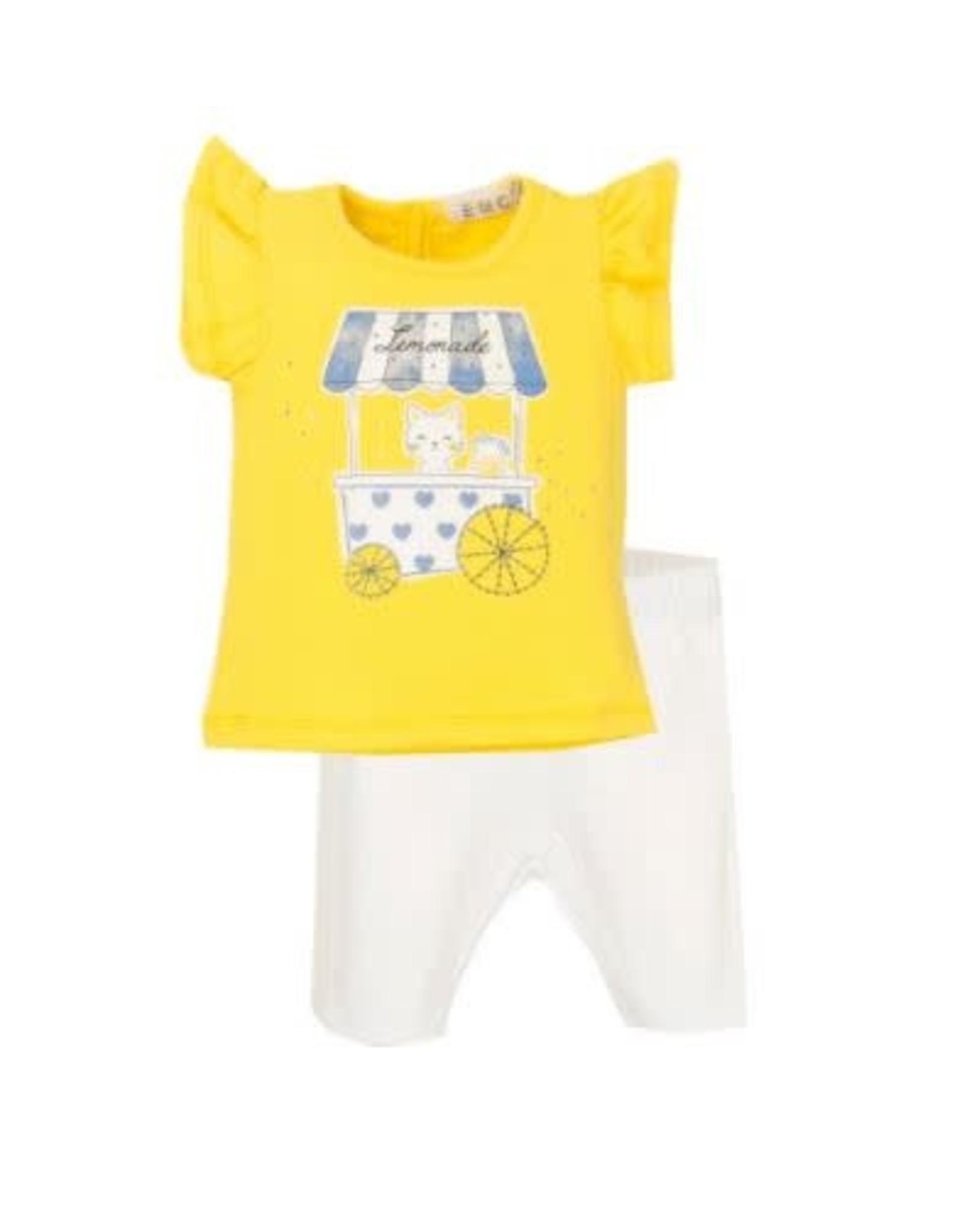 EMC Stretch Jersey Set - Yellow