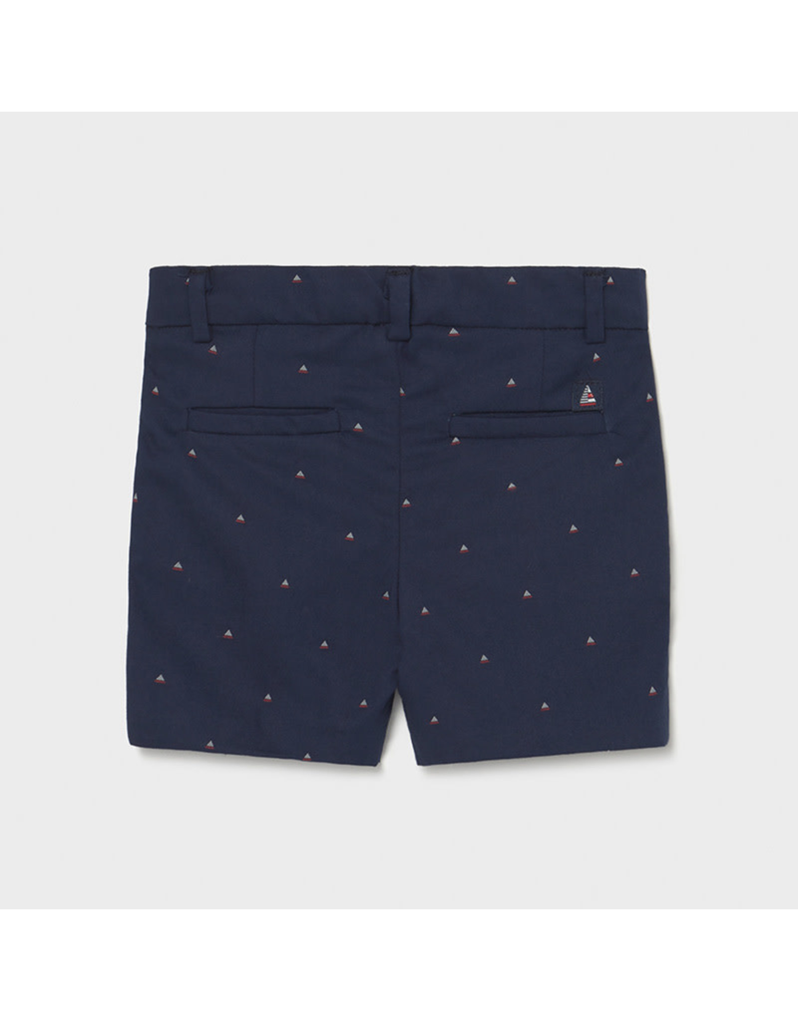 Mayoral Jacquard shorts