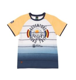 Noruk Yellow Road Trip T-Shirt