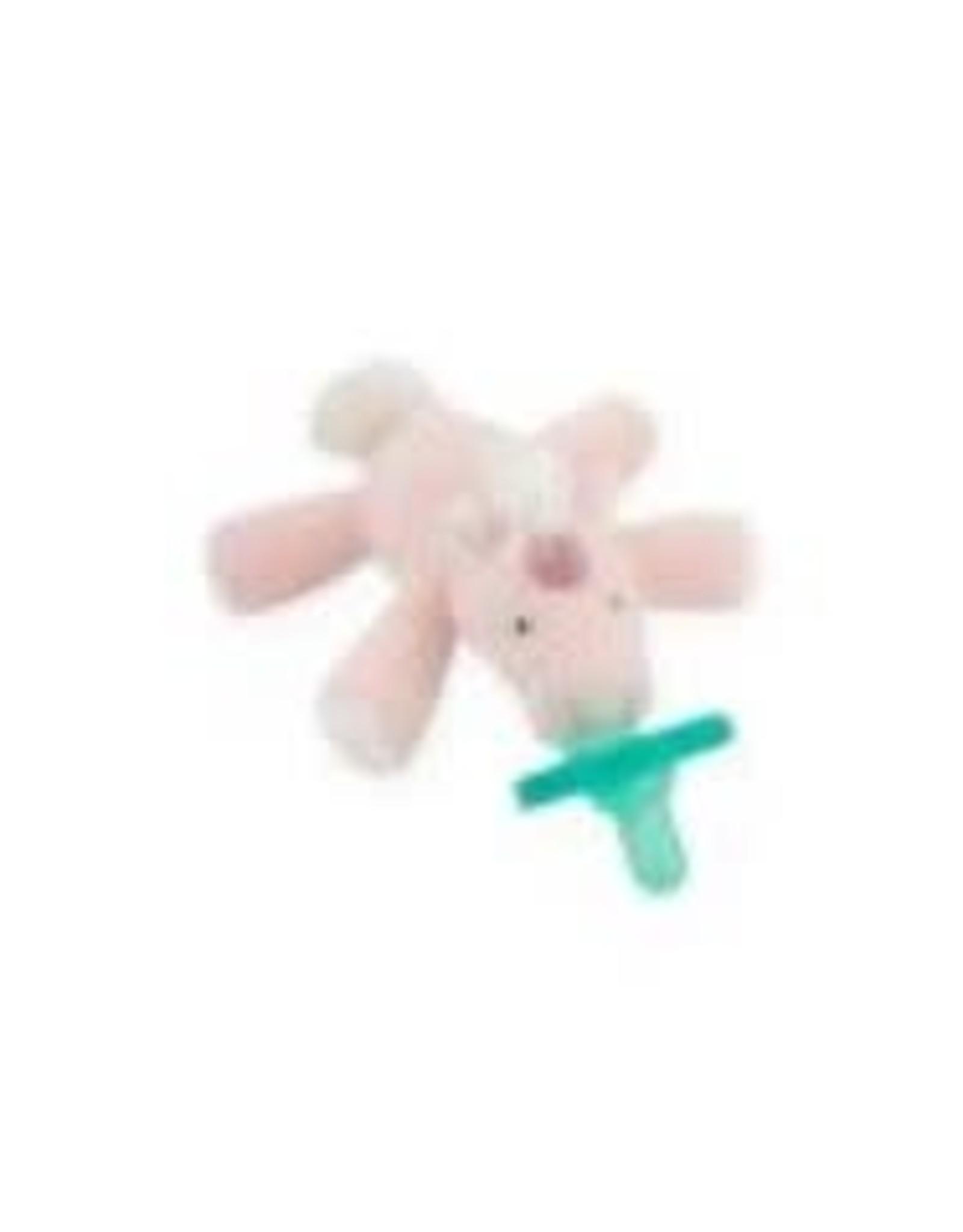 WubbaNub Pink Unicorn WubbaNub