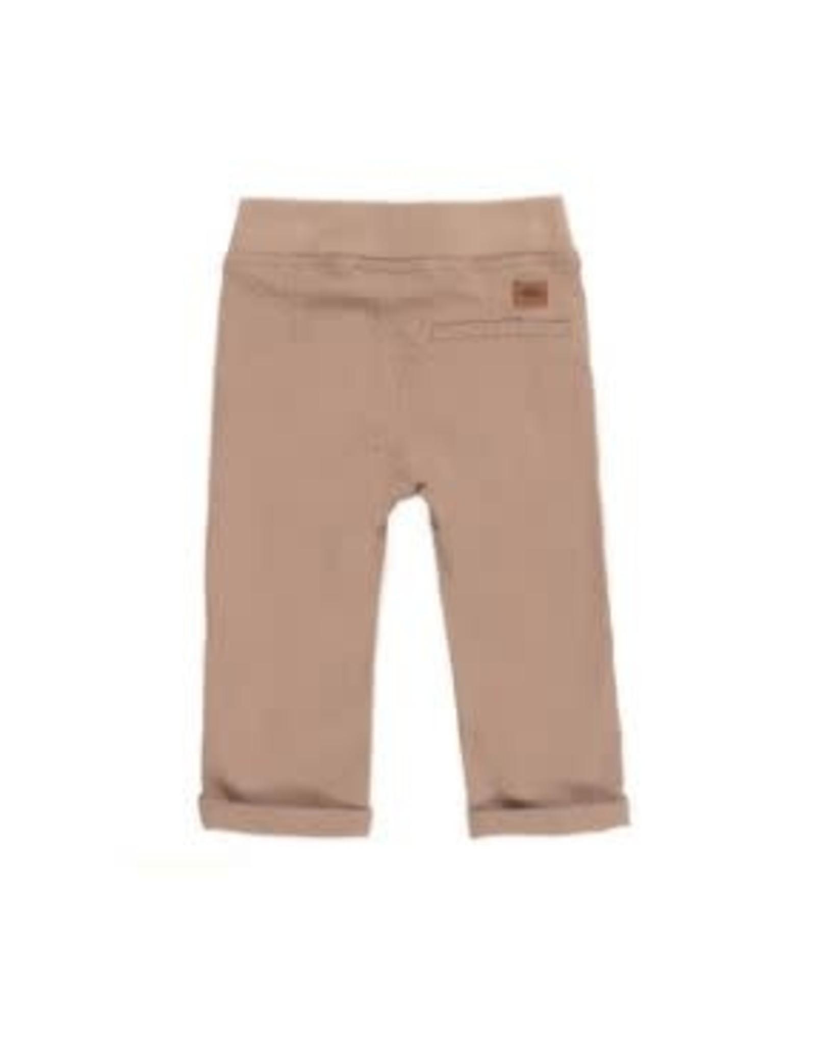 Noruk Beige Baby Pants