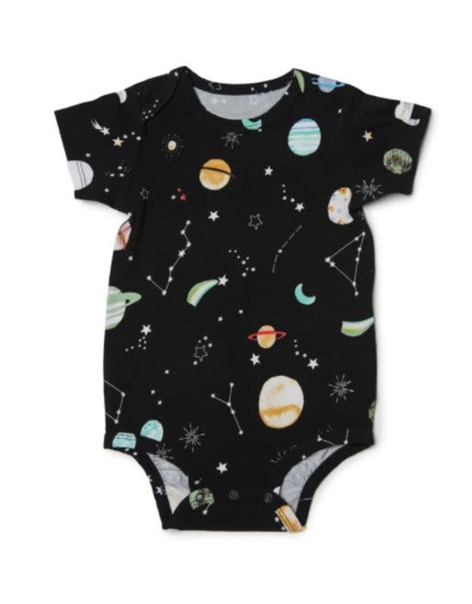 Loulou Lollipop Unisex Bodysuit - Planets