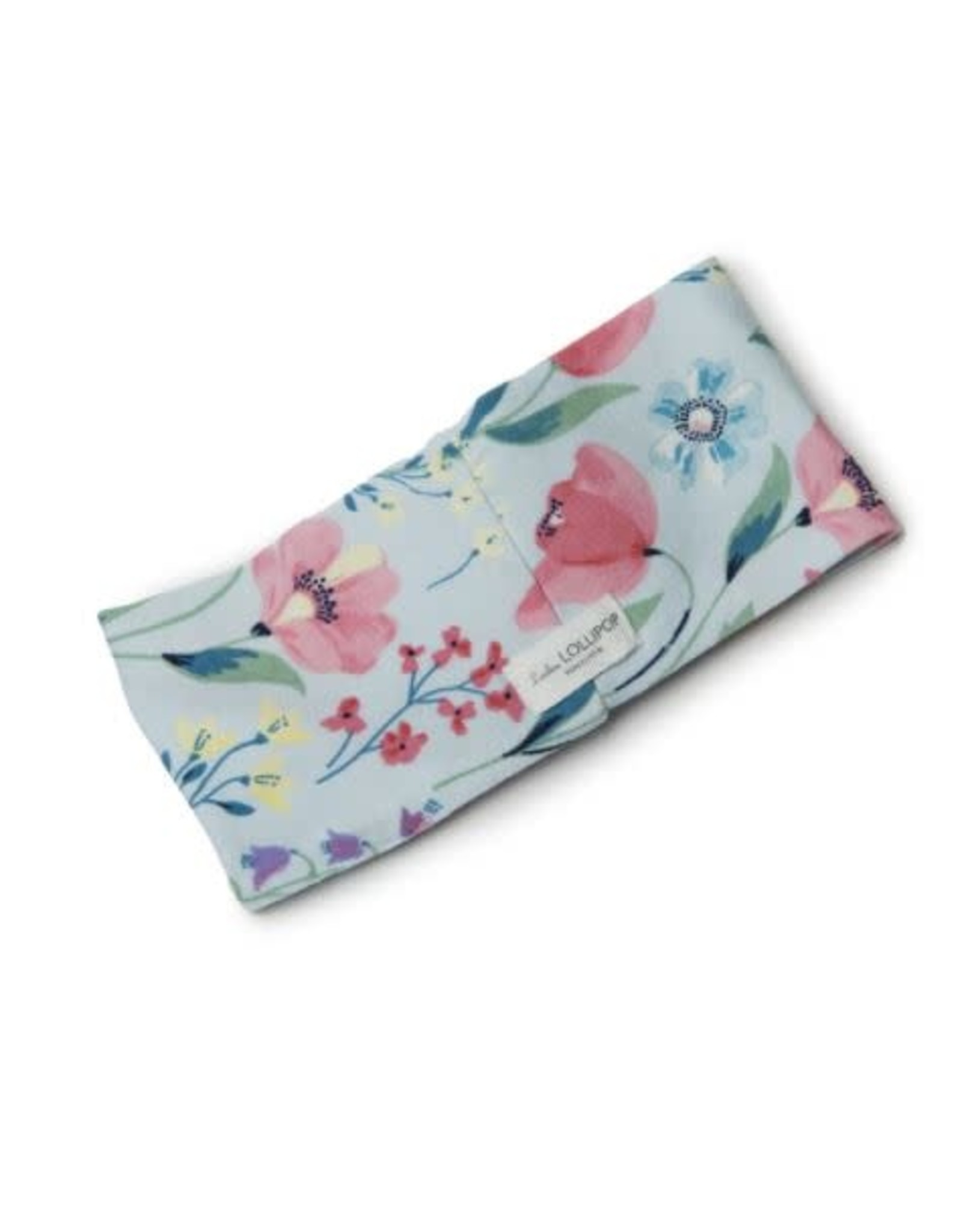 Loulou Lollipop Knotted Headband - BlueBell