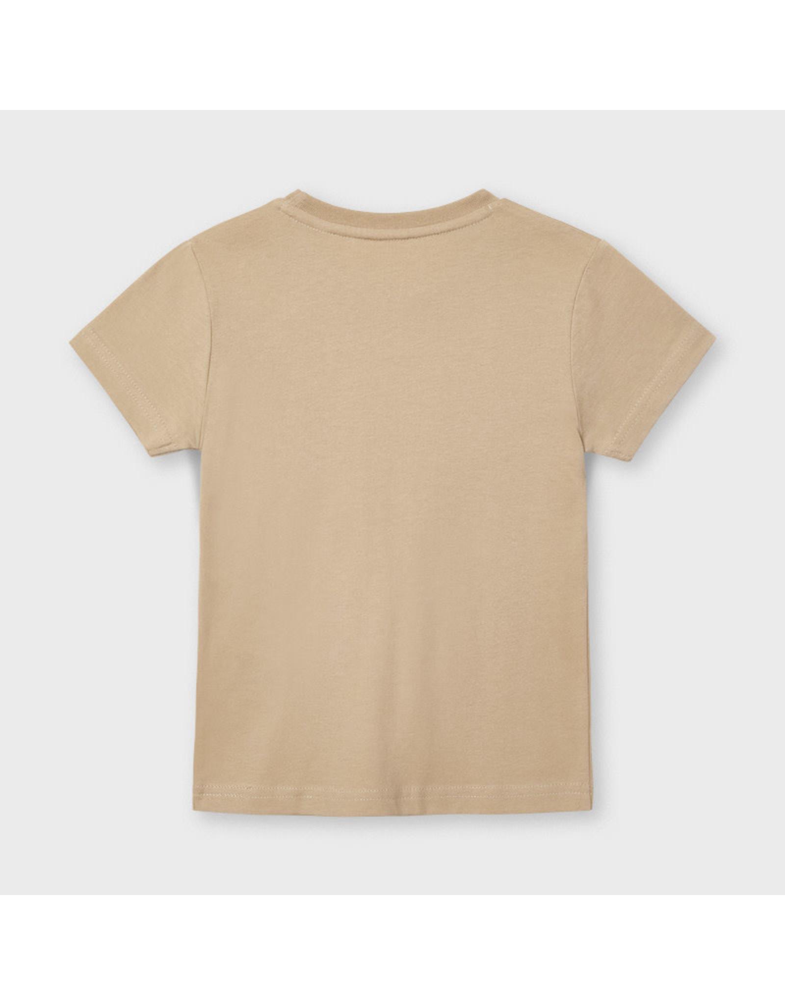 "Mayoral Short Sleeve ""Vibrations"" T-Shirt"
