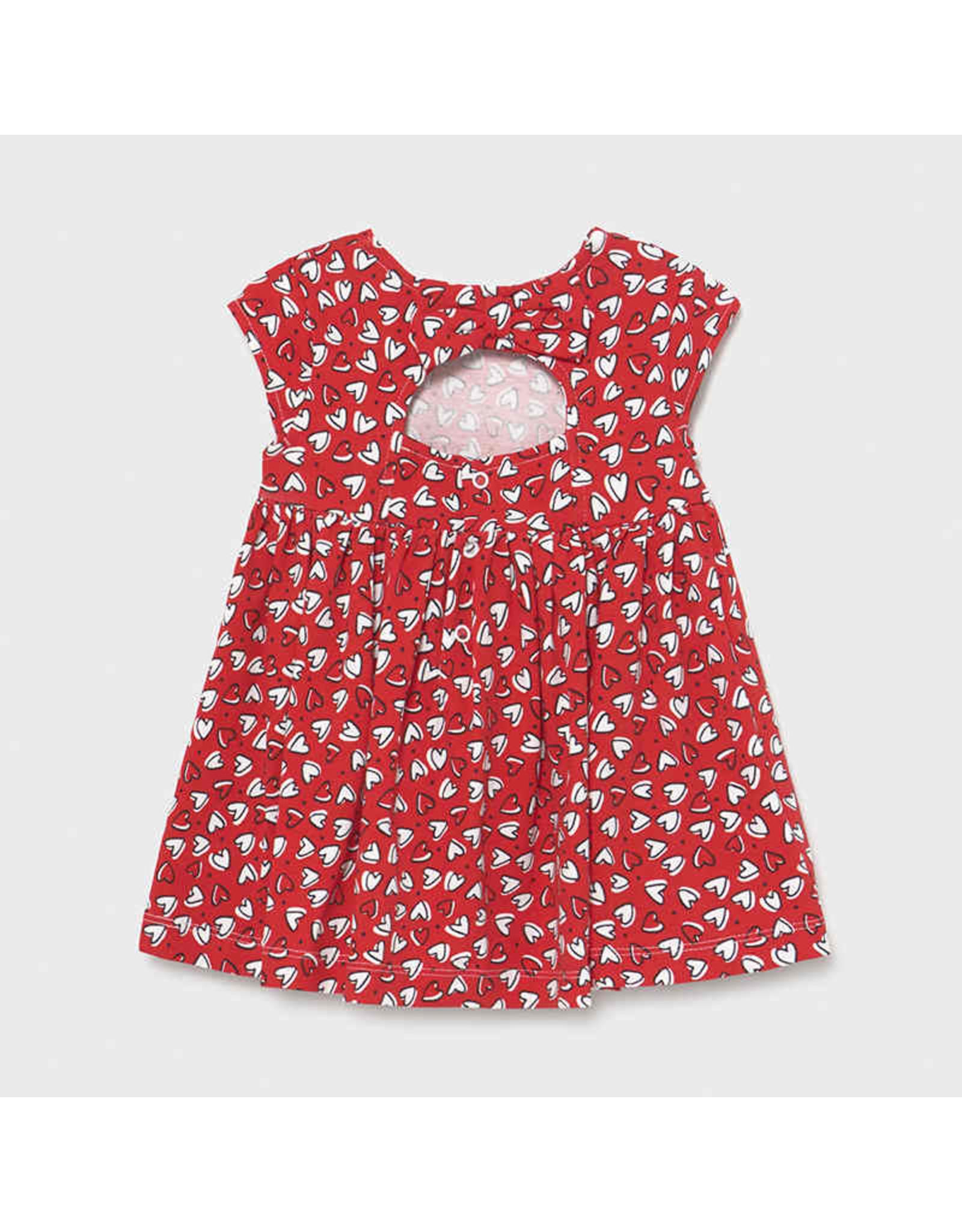Mayoral Poppy Flower dress