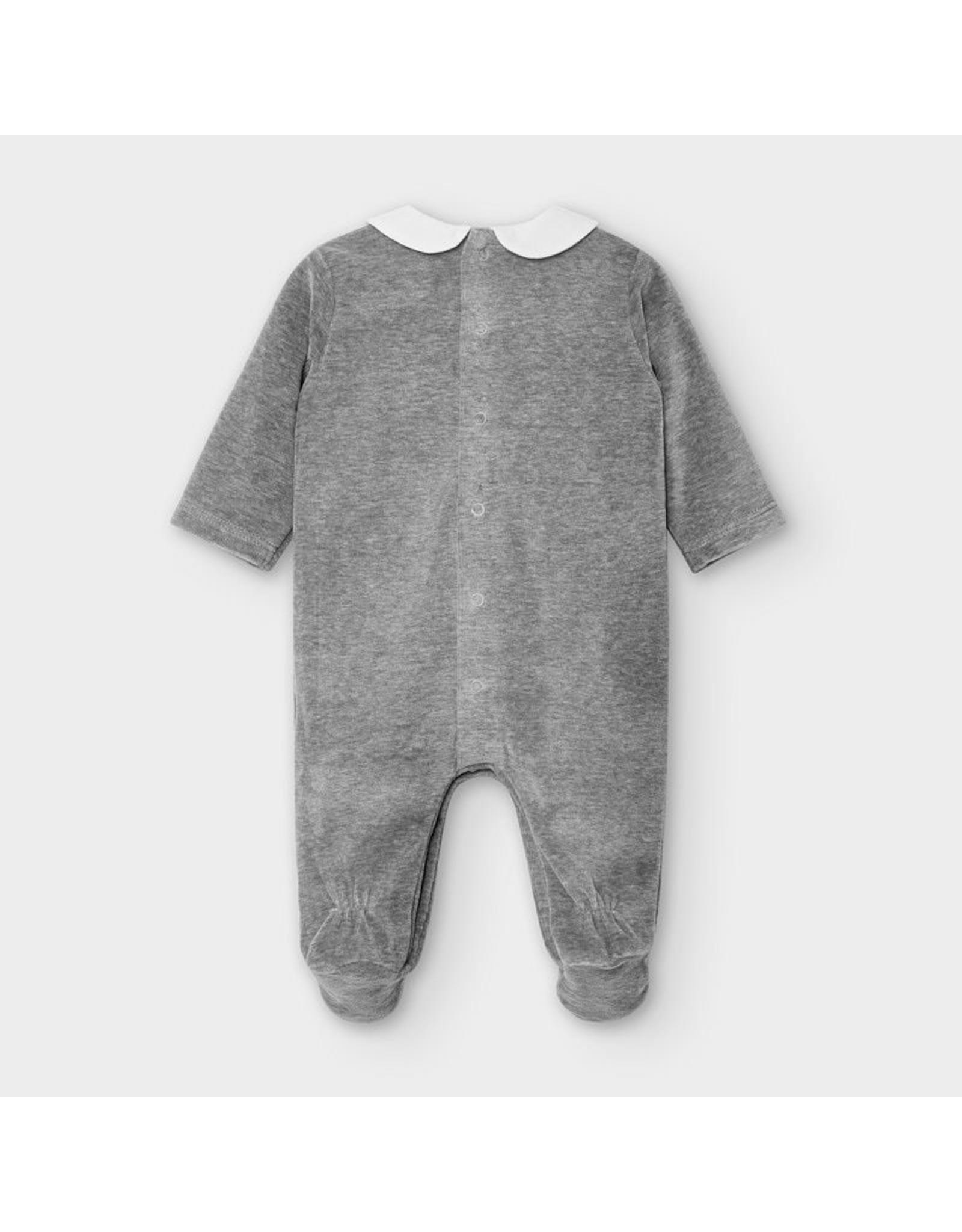 Mayoral Pajamas in Grey Moon